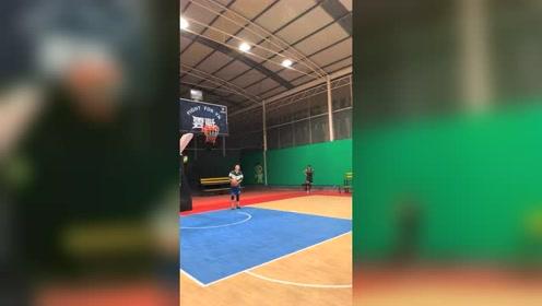 篮球:我回来了!