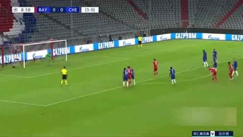 欧冠莱万2球2助亚伯拉罕破门,拜仁总分71淘汰切尔西