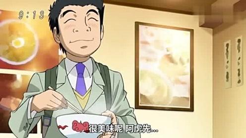 美食的俘虏:阿虏一人吃完那么大的肉,光是吃面吃了525万,太厉害了吧!