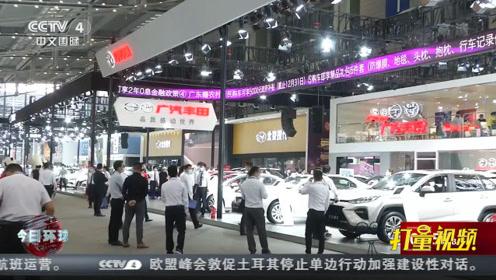 北京车展多款新能源汽车亮相,深圳车展预订成交率高