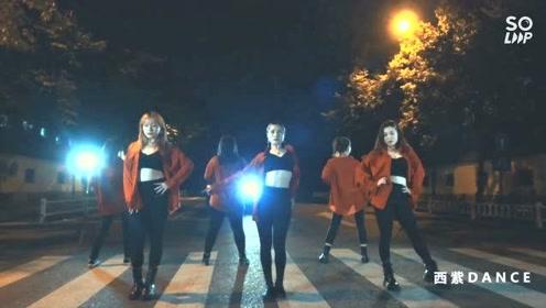 杭州西紫舞蹈JAZZ爵士-onn mintue man