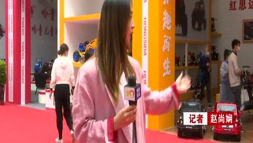 平乡县:童车博览会 引领行业新势力