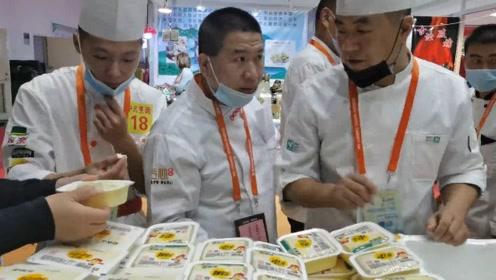 2020年河南省餐饮与饭店行业职业技能大赛如期举行1