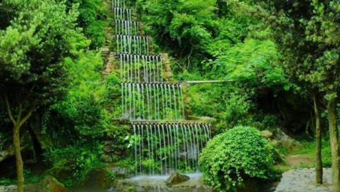 """江西首个5A级旅游景点,藏在深山老林之中,景色美如""""人间仙境"""""""