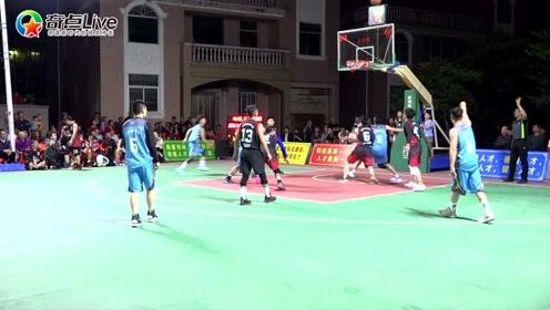 晋江人才杯篮球赛10.27集锦