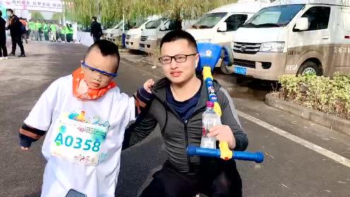 灞桥区第二届乡村旅游彩虹跑精彩开启