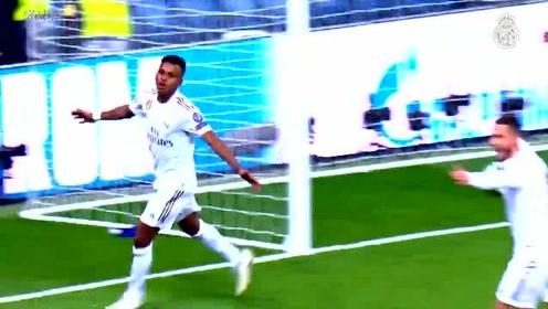 现在和未来我都要,1分钟回顾罗德里戈欧冠进球
