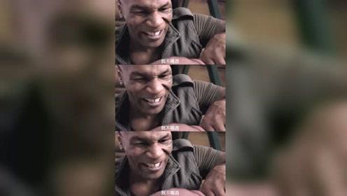 拳王泰森的力量有多可怕,看看这个视频你就知道了