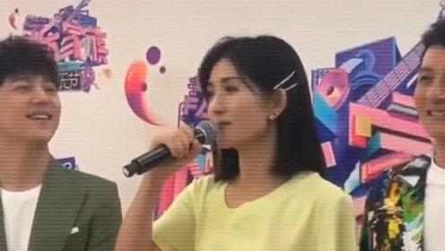 有谢娜的综艺节目我一定要看,看到她我才笑口