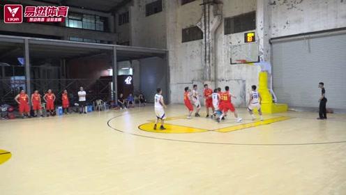 易燃体育:泉州银行第十三届篮球联赛11.7精彩集锦