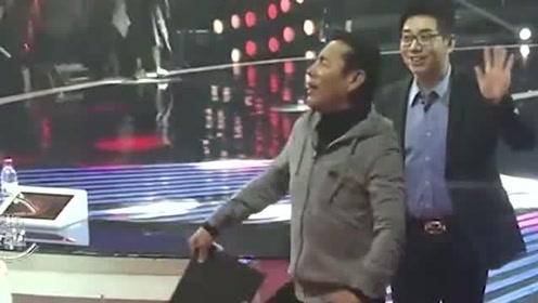 陈道明一直专心演戏,第一次参加综艺节目让人惊艳,原来你也是综艺咖!