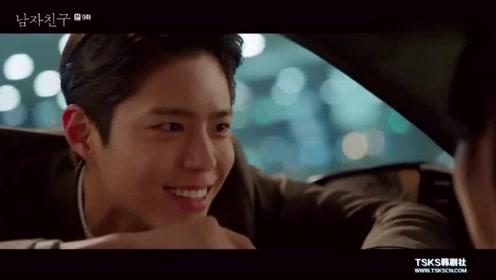 前方高能片段,热播韩剧中超甜的浪漫kiss片段,真的太甜了!