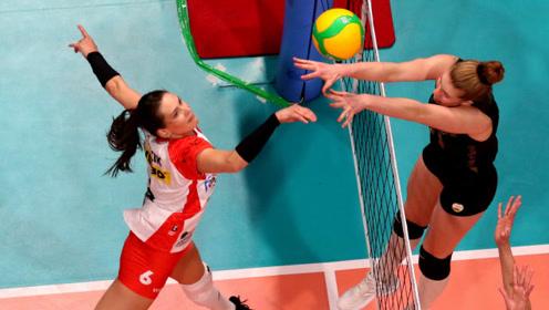 回放:2021女排欧冠小组赛C组罗兹ŁKSvs瓦基弗银行