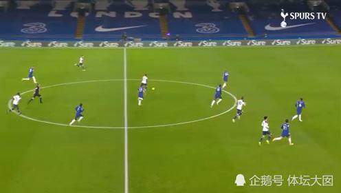 热刺客场0-0切尔西,继续占据英超榜首