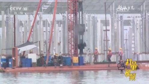 水上打桩精准定位难?专家宣布好消息:水上导航来了!