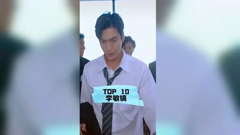 2020亚太区最帅100张面孔前十位(上)中国上榜