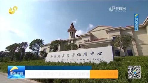 干货满满!潍坊设施蔬菜全产业链首个行业标准获农业农村部发布