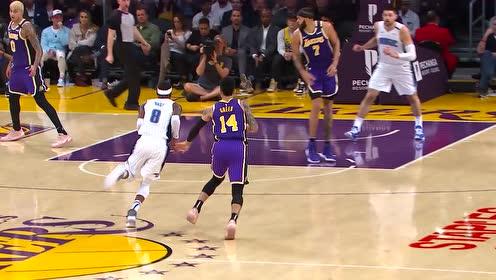 16日NBA最佳镜头 麦基劈头盖脸迎面大帽扇飞罗斯