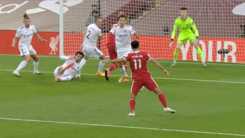 【官方】20/21英超第1轮:利物浦4-3利兹联