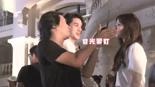 BTS: Yang Chaoyue and Xu Weizhou talking about kiss scene  Midsummer is full of Love