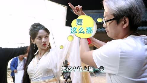 BTS: Feng Wu's battle with Demonic beast | Dance of the Phoenix