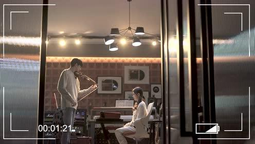 """BTS: Liang Chen and Lu Jing's """"Sweet Musical Duet"""" 