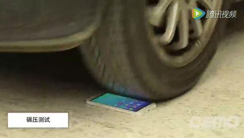 手机和汽车会碰撞出怎样的火花 荣耀7i暴力测试
