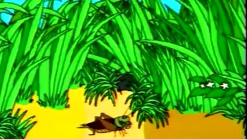 四年级语文上册7 蟋蟀的住宅(法布尔)