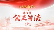 《法治中国》 第四集《公正司法》上