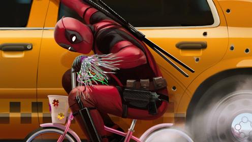 死侍2 Deadpool2 全部官方预告片,包括广告片和宣