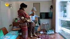 亲爱的客栈,王珂化身暖心丈夫,给妻子刘涛送去公仔背包