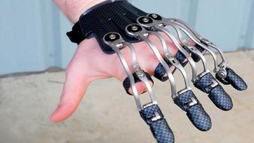 开眼界!4款实用性极强的新发明