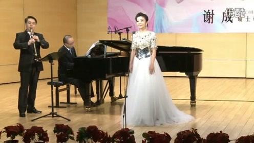 《我是那一声风笛》作曲:胡廷江;演唱:谢成;箫笛:丁晓逵