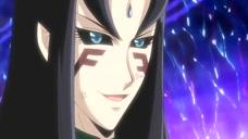游戏王:十六夜秋变回了以前的魔女跟暗痣人决斗,这有什么好处吗