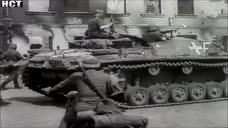 1941年德军对东部战线发动猛烈进攻