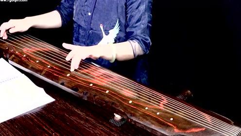 七弦古琴简谱_七弦古琴图片