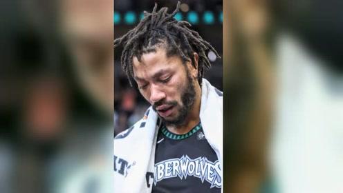 篮球精彩一瞬:关于热爱的故事 罗斯50分之夜动情落泪