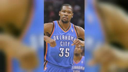 囧囧NBA:当杜兰特手感来了 篮板都在帮助他进球