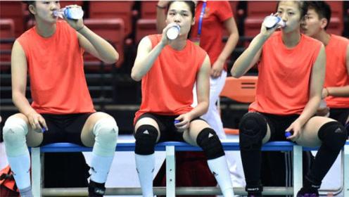 中国女排第二期封闭集训画面流出,李盈莹透露:今年不止女排联赛