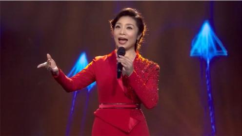 李丹阳一首《映山红》,经典再现,唱出别样韵味!