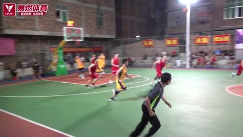 易燃体育:海尾村篮球友谊赛9月9日每日精彩集锦