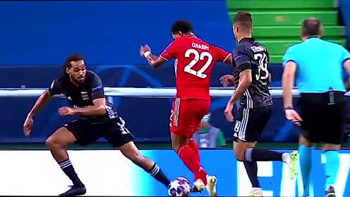 这么高清的进球你肯定没见过,欧冠冠军拜仁!