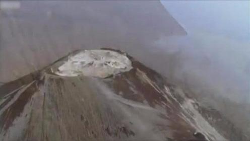 最近这个视频火了,世界大自然奇观之非洲火山,场面太壮观了吧!