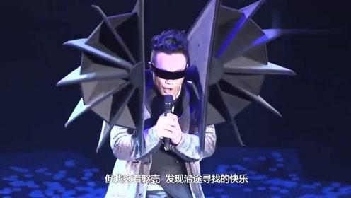 陈奕迅《一丝不挂》,粤语歌的巅峰之作,现场简直太好听