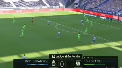 西甲西班牙人01莱加内斯,武磊首发表现一般降级成定局