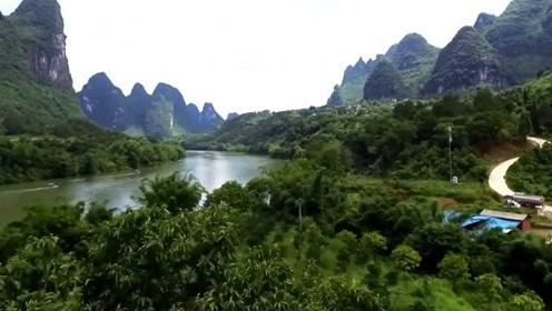 大疆无人机带你游中国,桂林山水西藏布达拉宫张家界