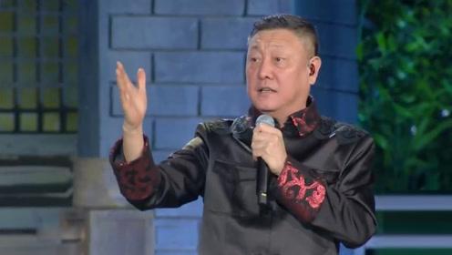 韩磊现场演唱《鸿雁》,不愧是国宝级歌唱家,好听到爆!