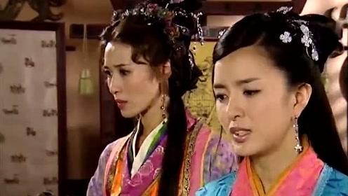 大汉英雄:美女见到皇上,却没有杀了他,觉得他是个好皇帝