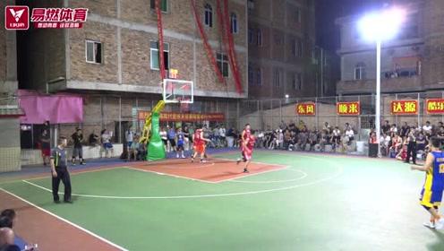 """易燃体育:""""宝业地产杯""""篮球邀请赛9月22日每日精彩集锦"""