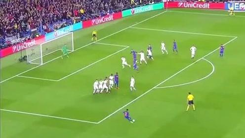 内马尔在巴萨欧冠十大进球,个个精彩绝伦,难怪梅西最喜欢搭档他